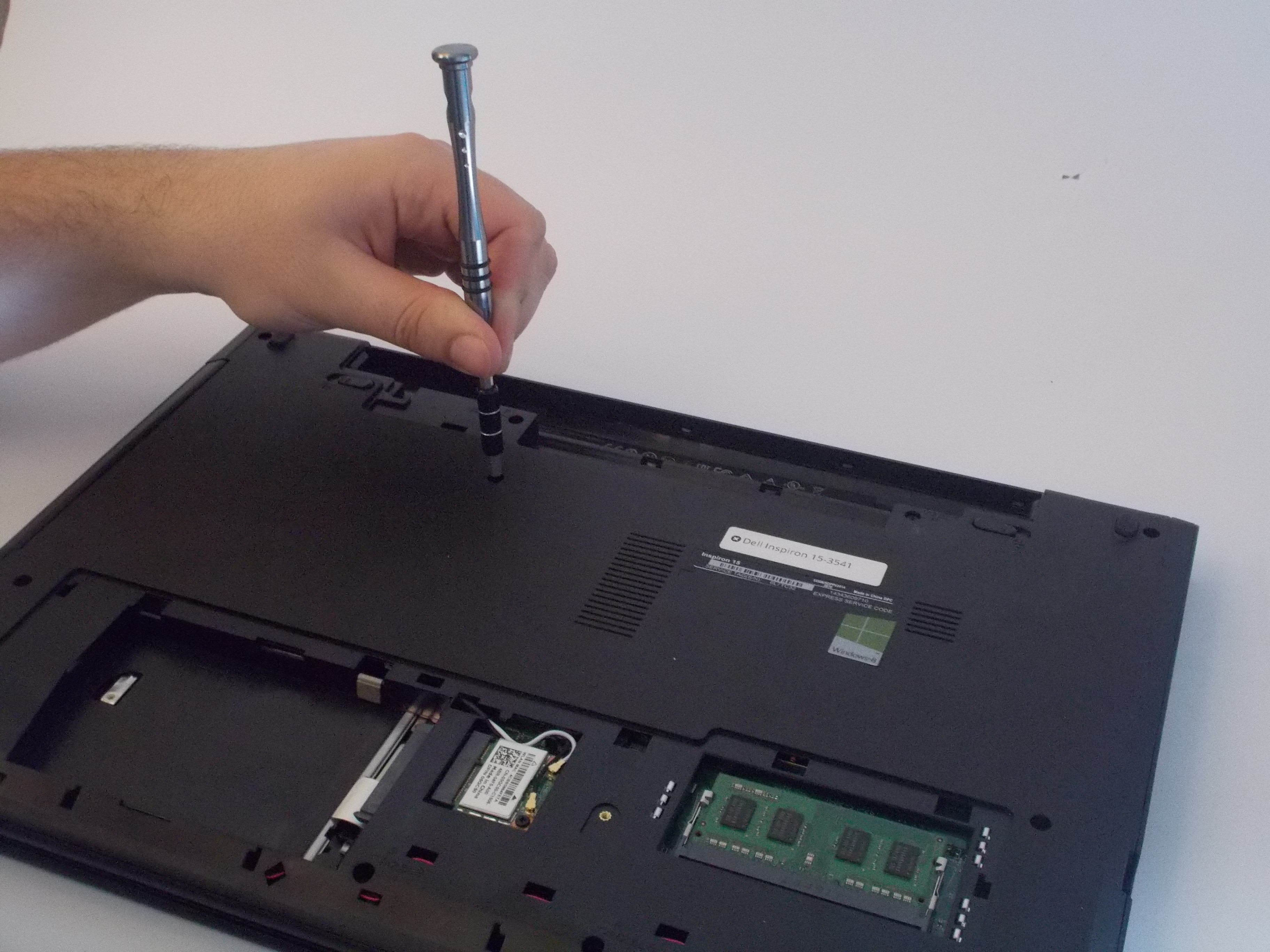 Dell Inspiron 15 Optical Drive Replacement Ifixit Repair Guide 3576