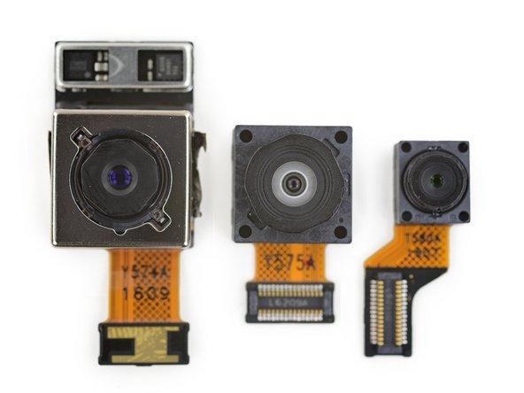 Außerdem hat LG eine 135° Weitwinkel-Kamera eingebaut, mit  ƒ/2.4 und einem 8 MP Sensor – perfekt für die alltäglichen Actionfotos.