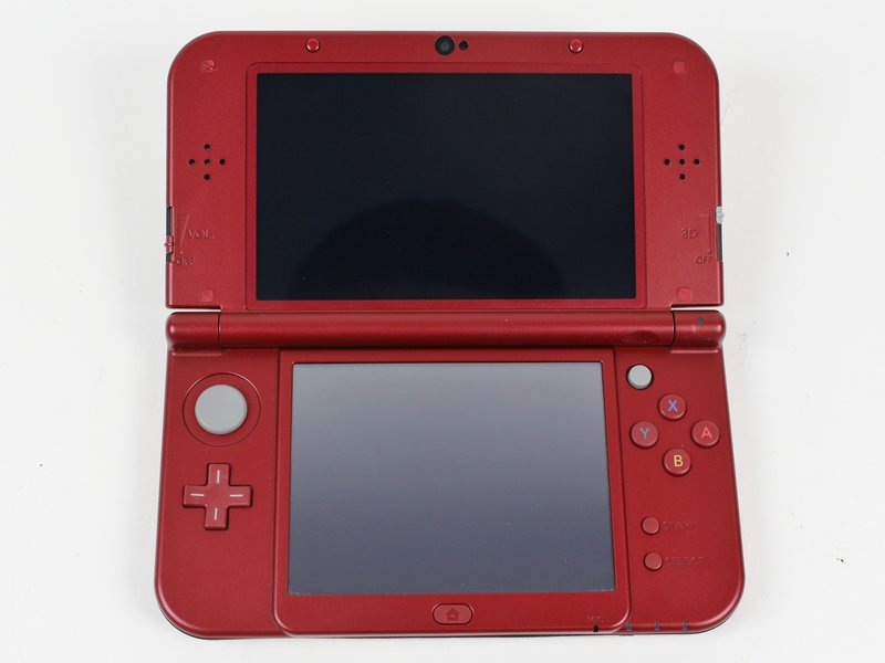 Black Screen Of Death Need Help Nintendo 3ds Xl 2015 Ifixit