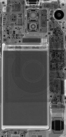 Samsung Galaxy S9+ xray wallpaper