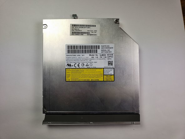 Toshiba Satellite p875 s7200 Disk Drive Replacement