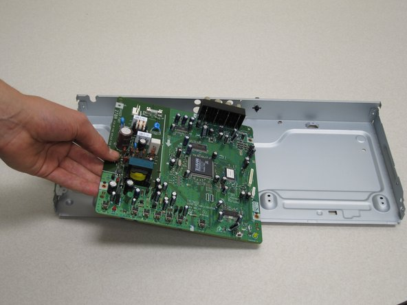 Remember to dispose of your damaged main board correctly by taking it to your nearest recycling center.