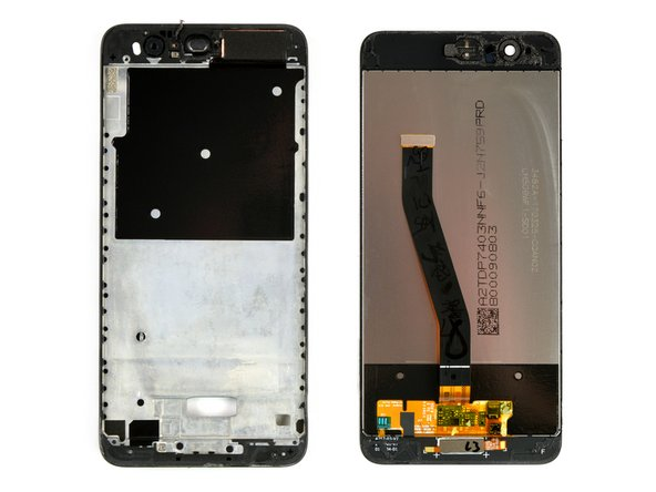 Sostituzione display Huawei P10