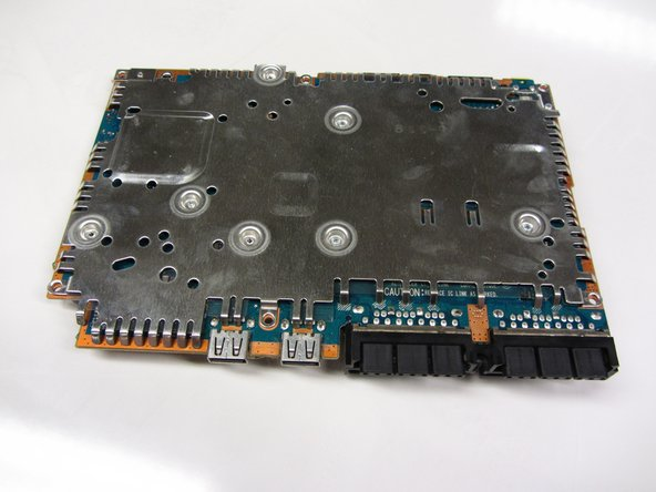 PlayStation 2 Slimline SCPH-7500x Metal Chassis Replacement