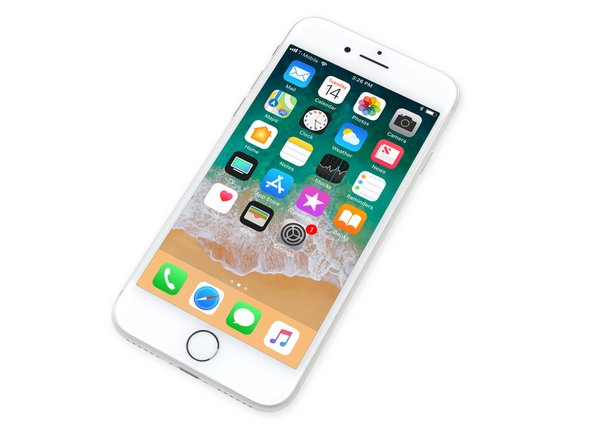 iPhone 8 Troubleshooting - iFixit