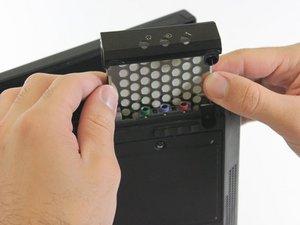 Remplacement du disque dur de l'IBM ThinkPad T30