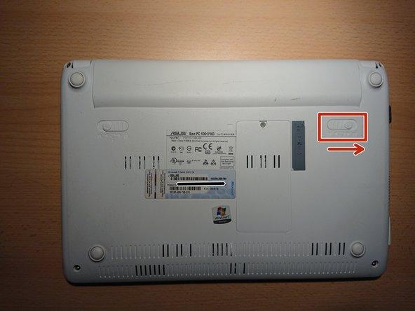 ASUS Eee PC 1001PX Arbeitsspeicher Austausch