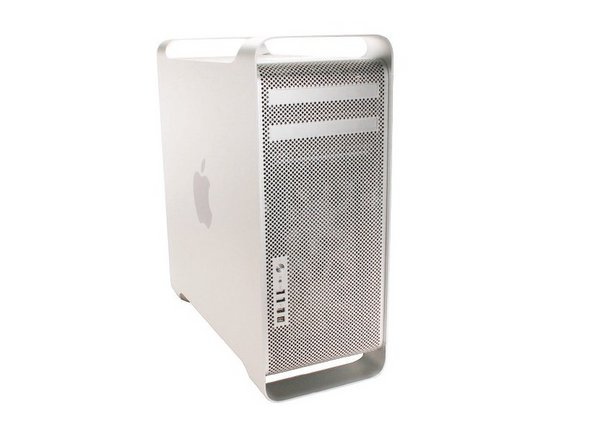 Before beginning make sure all power and external cables are removed from the Mac Pro.