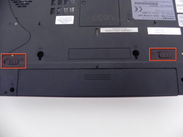 Toshiba Satellite M45 Power Button Replacement