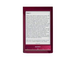 Sony Reader Wi-Fi PRS-T1