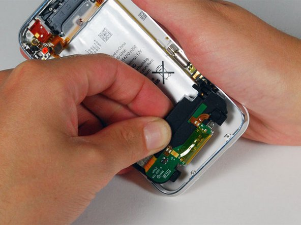 Remplacement du connecteur de dock de l'iPhone 3GS