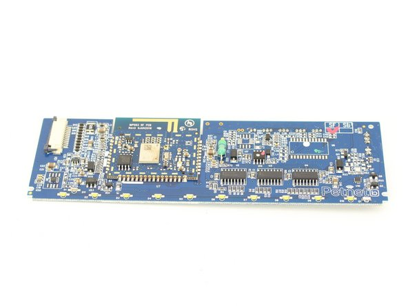 Petnet SmartFeeder SF10E Motherboard Replacement