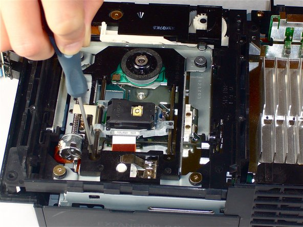 PlayStation 2 Optical Disc Drive Laser Assembly Replacement
