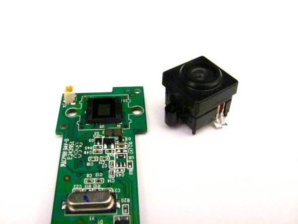 Logitech Webcam Pro 9000 Motherboard Replacement