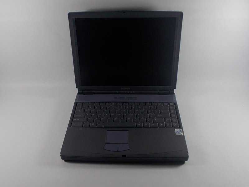 sony vaio laptop keyboard and touchpad not working