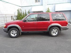 1995-2001 Ford Explorer Repair