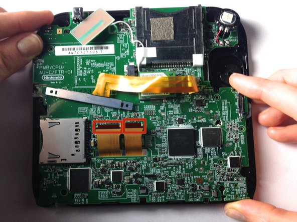 Nintendo 2DS Motherboard Replacement