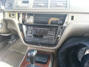 Stereo Head Unit