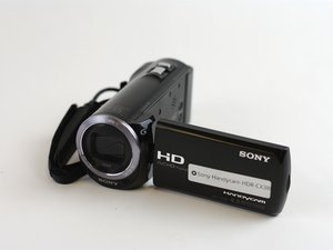 Sony Handycam HDR-CX380 Repair