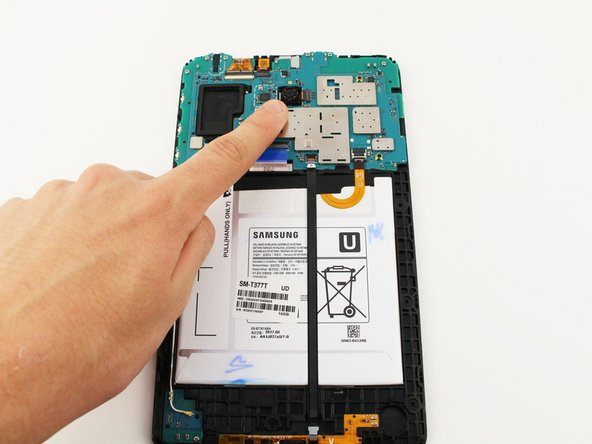 Samsung Galaxy Tab E 8.0 Back Camera Replacement