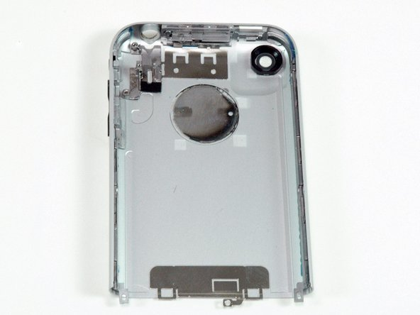 iPhone 1st Generation Rear Panel Replacement