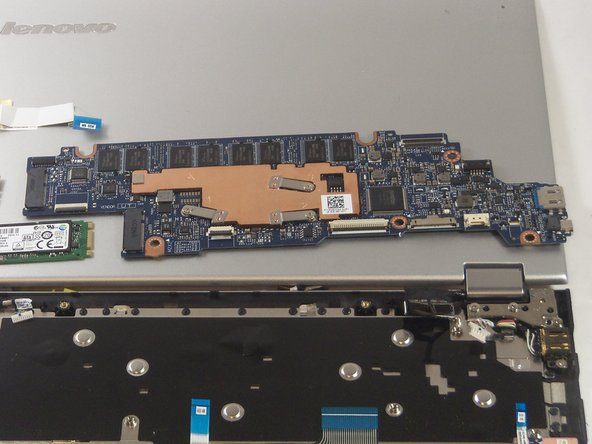 Lenovo Yoga 3 11 Motherboard Replacement
