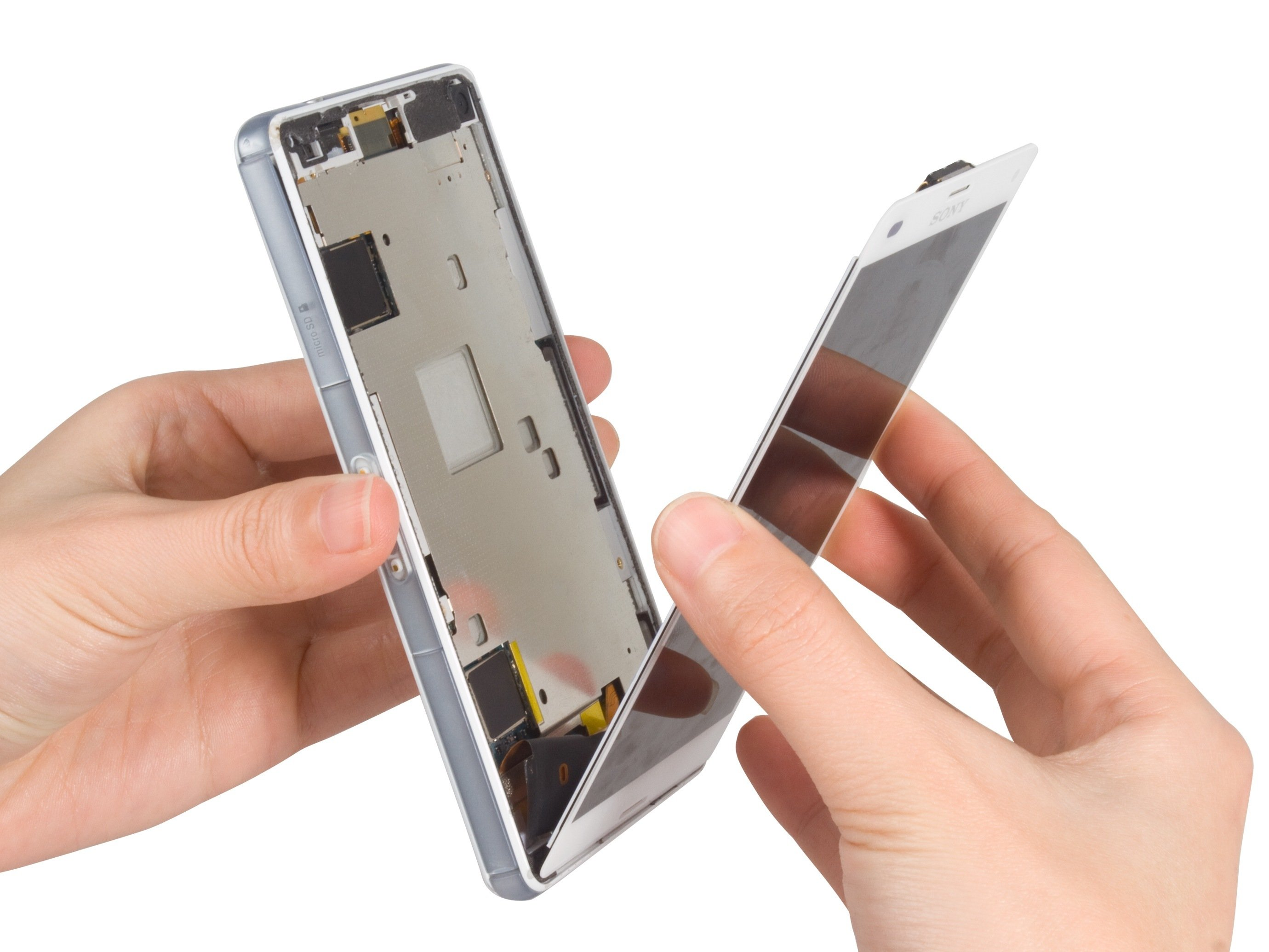 Sony Xperia Z3 Compact Lcd Screen Replacement