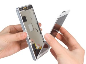 LCD Bildschirm
