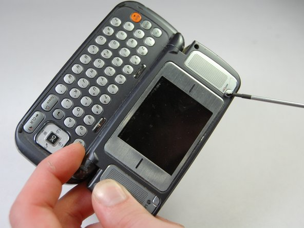 LG VX9800 Front Keypad Replacement