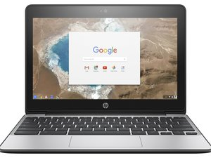 HP Chromebook 11 G5 Non-Touchscreen