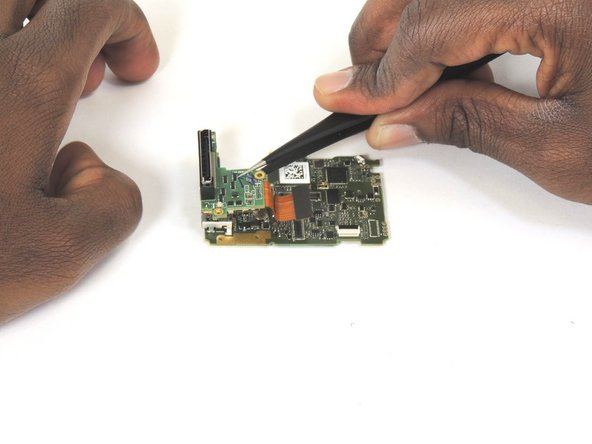 Image 1/2: It is now possible to replace the expansion port and/or motherboard.