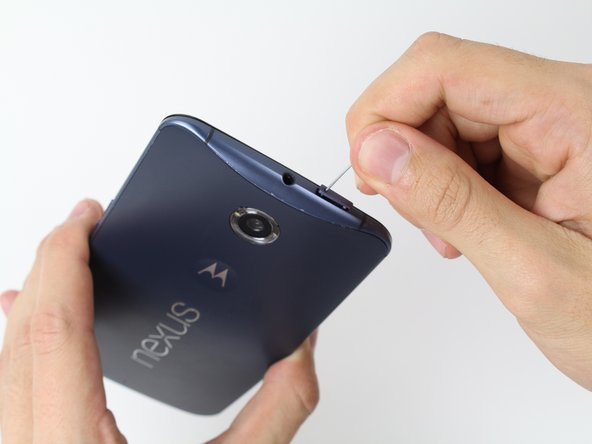 Nexus 6 SIM Card Replacement