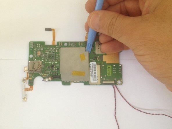Memory chip -  eMMC(16GB)+LPDDR2(1GB) - KMK3U000VM-B410
