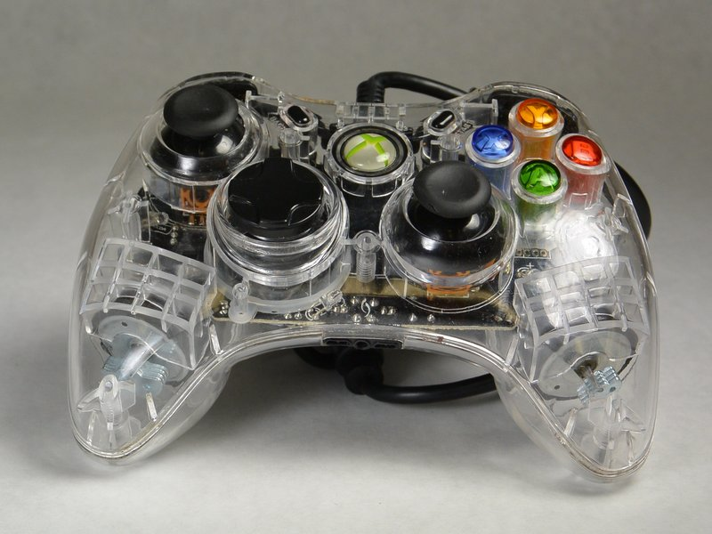 PDP Afterglow Wired Xbox 360 Controller Troubleshooting - iFixit on