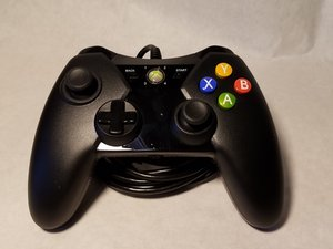 PowerA ProEX Xbox 360 Wired Controller Repair