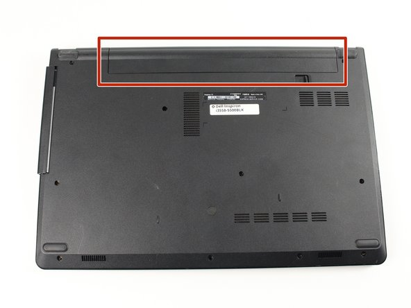Dell Inspiron i3558-5500BLK Battery Replacement