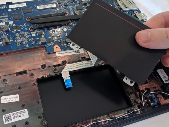 ThinkPad 13 Chromebook Trackpad Replacement