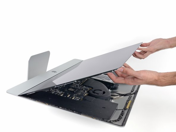 "iMac Intel 27"" Retina 5K Display Display Replacement"