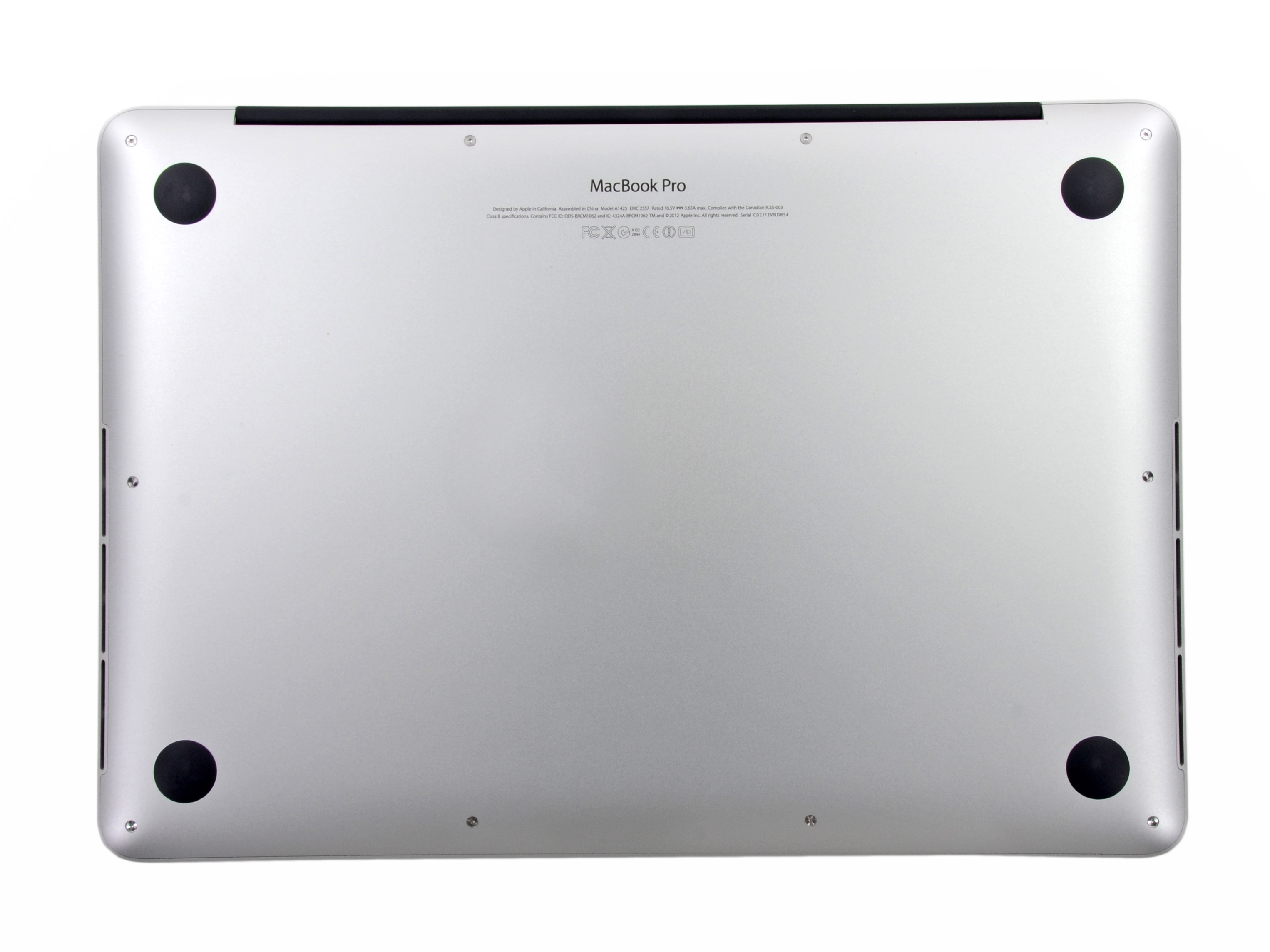 Macbook Pro 13 Quot Retina Display Early 2013 Lower Case