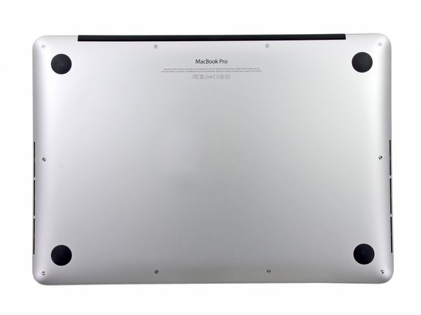 "MacBook Pro 13"" Retina Display Early 2013 Lower Case Replacement"