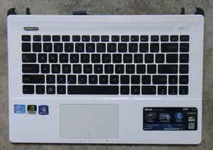 SOLVED: ASUS Laptop Keyboard Malfunction - Asus Laptop A45V - iFixit