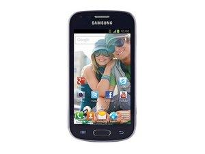 Samsung Galaxy Ace II x 수리