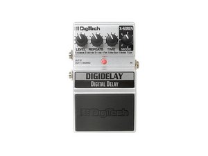 DigiTech Digidelay X-Series Digital Delay Repair