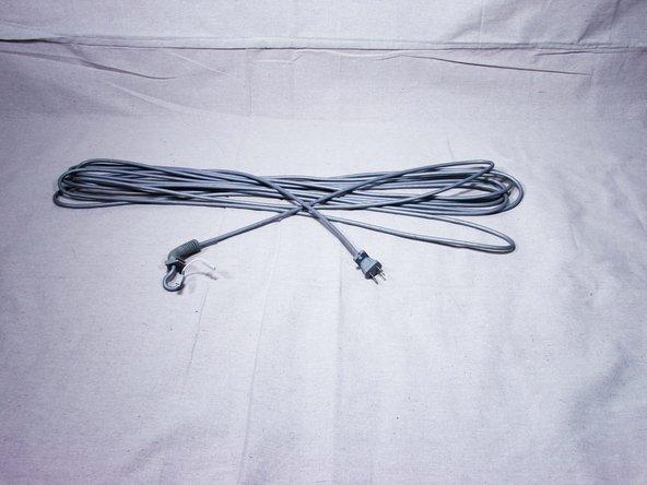 Dyson Cord Repair