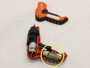 Black and Decker LI4000 Battery Replacement