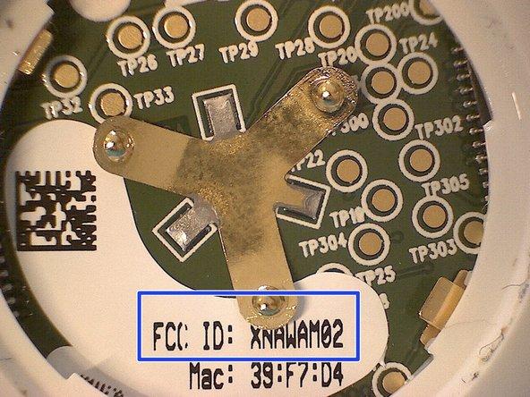 Image 3/3: FCC ID: XNAWAM02