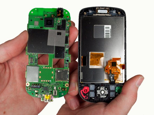 HTC Hero Motherboard Replacement
