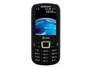 Samsung Evergreen SGH-A667