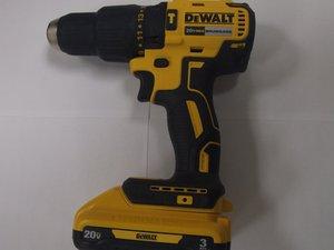 DeWalt DCD778 Repair