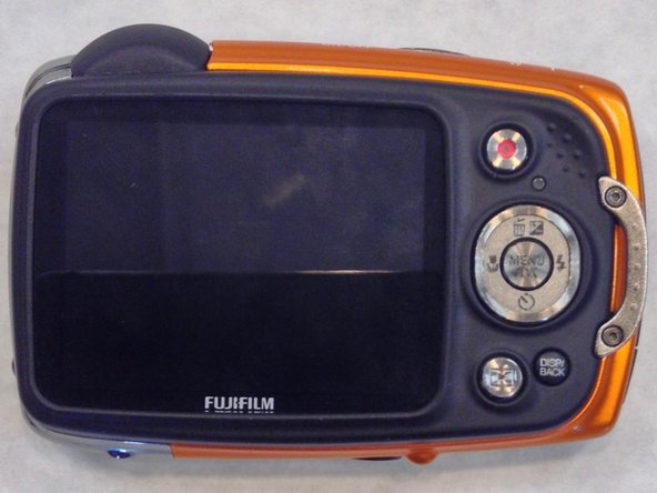 Fujifilm XP20 Rear Case Replacement